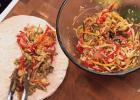 (video) Vegan Fajita Quesadillas Recipe