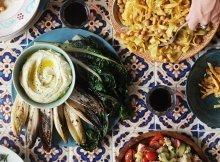 Italian Vegan Food Have A Southern Italian Veagn Feast