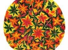 Amazing And Artful Raw Vegan Cake Mandalas