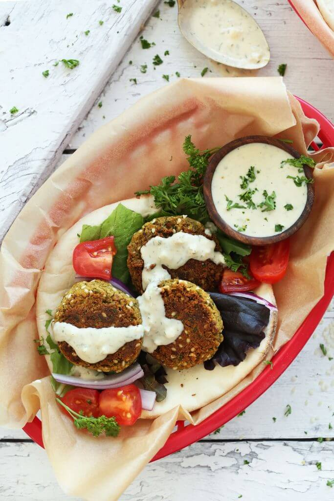 Is This The Best Vegan Falafel Recipe You Will Ever Need ?