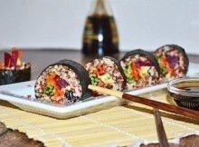 Like Sushi ? Try This Japanese Vegan Recipes