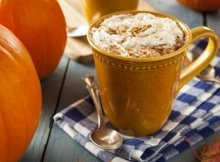 THE BEST PUMPKIN SPICE OF ALL WORLDS