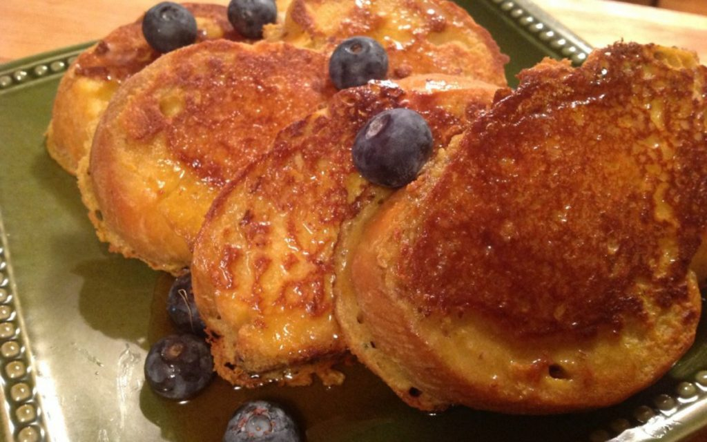 breakfast fun with french toast