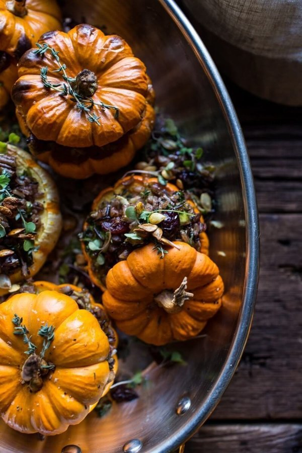 Meat-Free Vegan Recipes Not Only For Thanksgiving