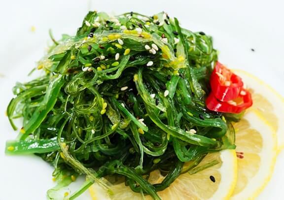 Discover The Sea Vegetable Secrets