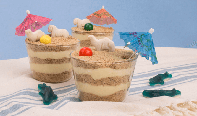 Irresistible Vegan Desserts For Your Garden Party