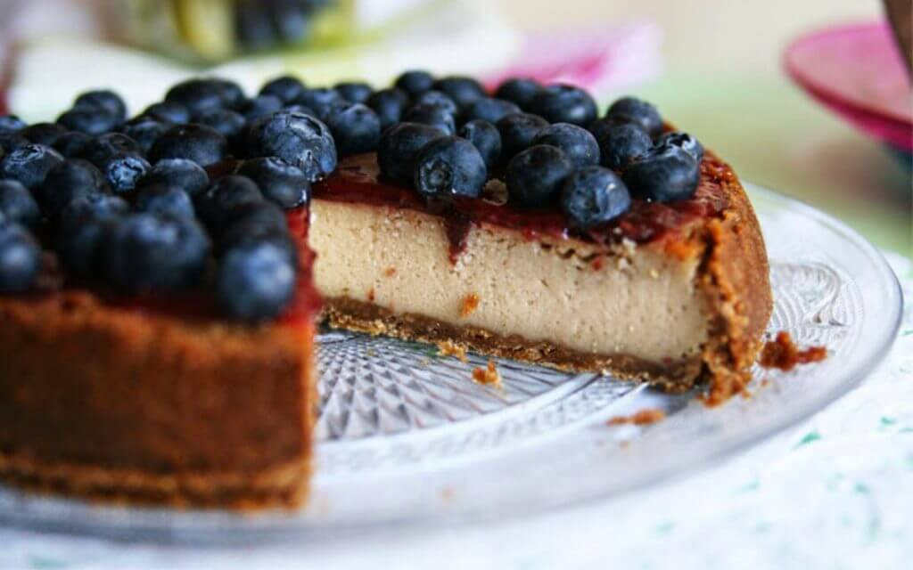 Are You Ready For Some Dairy - Free Vegan Cheesecake ?