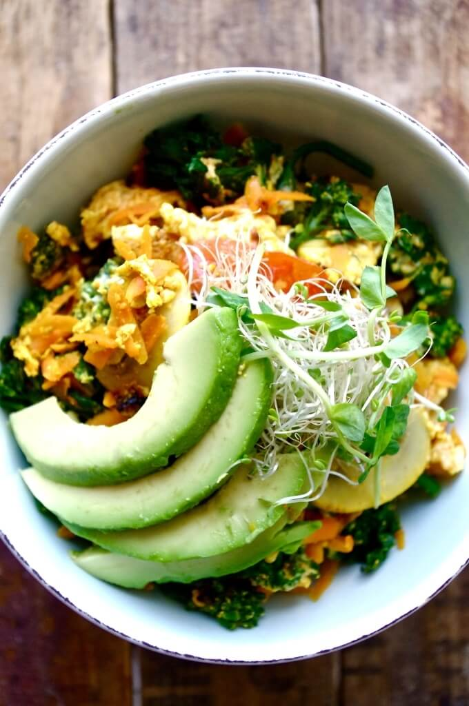 Quickies – Quick Vegan Breakfast Ideas Made In Minutes