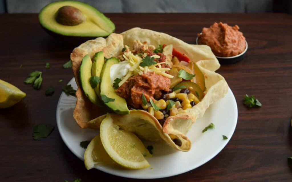 Enjoy Mexican Vegan Food And Celebrate Cinco de Mayo