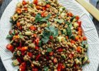 CoolLentil Salad -GainMoreEnergyWithPowerfulLentils