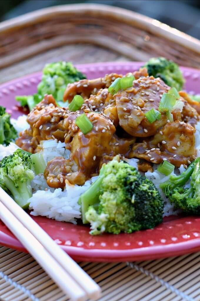 Sesame Flavored Recipes