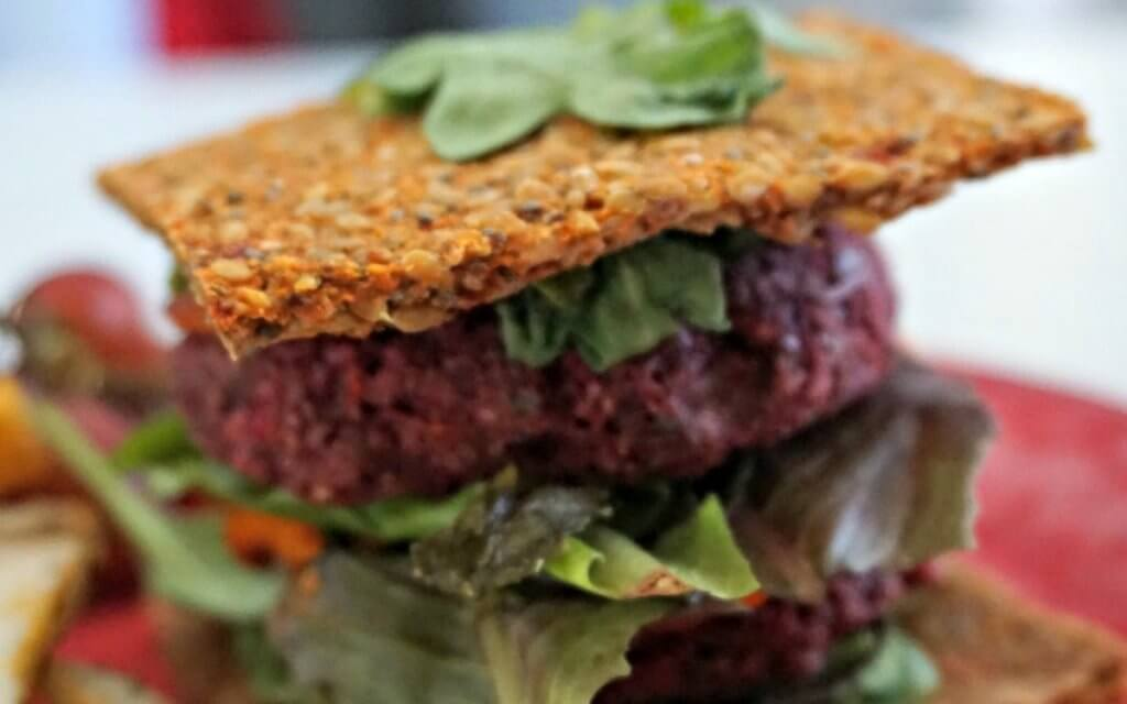 Add more raw food to your vegan diet