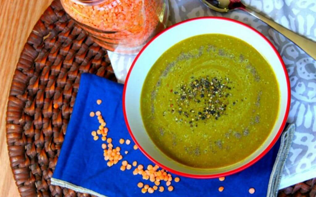 Vegan Soups That Are Comforting Warming For Cold Days