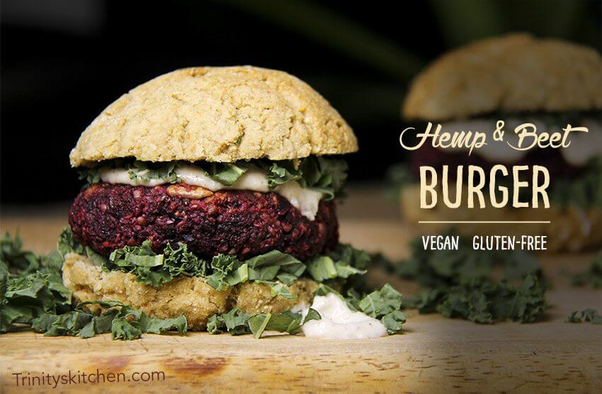 Healthy Vegan Hemp Recipes