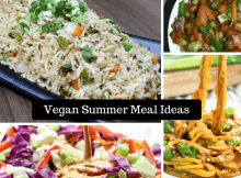 vegan summer meal ideas