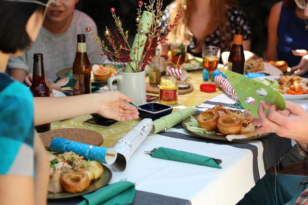 Tips For Vegans To Celebrate Peaceful Holiday Events